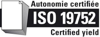 Certyfikat ISO 19752