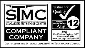Certyfikat STMC