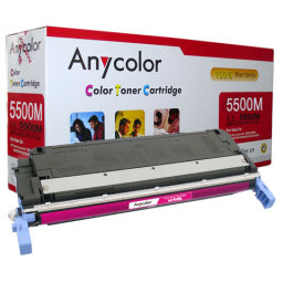 Toner HP Color LaserJet 5500 5550 magenta