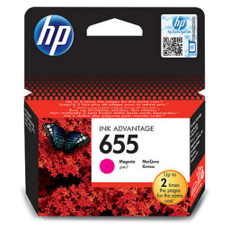 Tusz do HP Deskjet Ink Advantage 3525 4615 4625 5525 6525 magenta