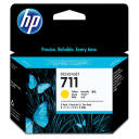 Tusz do HP Designjet T120 T520 CZ136A HP 711 Yellow 3-pack 3x29ml