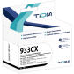 Tusz Tiom 933XL do HP Officejet 7110 7610 7612 cyan