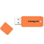 Pendrive Integral Neon 16GB USB 2.0 orange