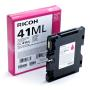 Żel Ricoh SG 2100 3100 3110 7100 magenta GC 41ML 600 str.