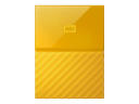 WD Dysk twardy HDD EXT My Pass 1TB Yellow WorldWide
